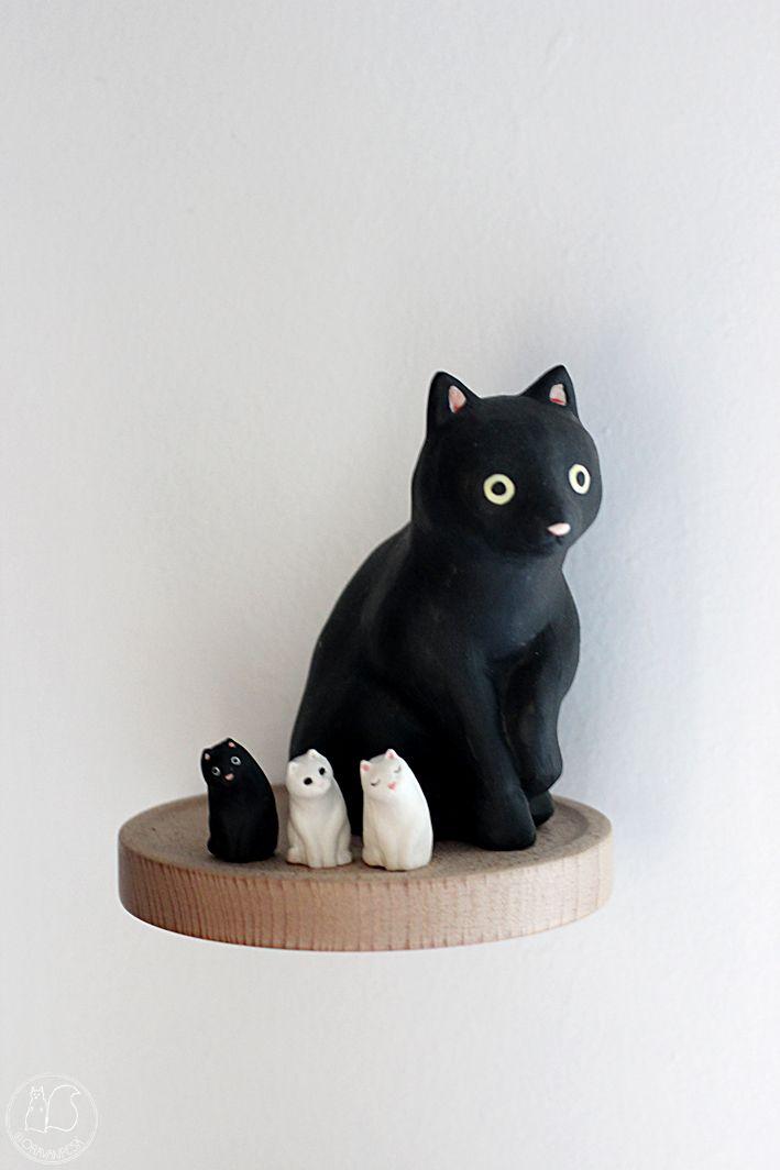 Oravanpesä   Kissa design Yasushi Koyama