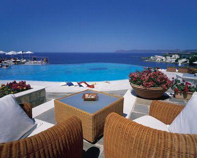 Hotel Panorama - Chania town, Crete -Greece.