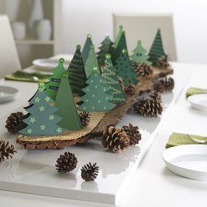 Von drauß' vom Walde komm' ich her ... ist nicht nur der Beginn eines bekannten Weihnachtsgedichtes, sondern könnte auch das Motto dieses selbstgemachten Adventskalenders sein. 24 Tannen aus...