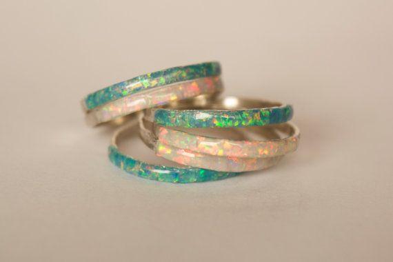 Bague - sterling silver 18g - Taille 7 - 35€ https://www.etsy.com/fr/listing/233620487/australian-opal-ring-opal-ring-sterling?ref=cat_gallery_4&ga_ex=etsy_finds&ga_ref=etsy_finds&ga_utm_source=adhoc&ga_utm_medium=email&ga_utm_campaign=new_at_etsy_4bnar_052615_25536304178_0_1&ga_campaign_label=new_at_etsy_4bnar&ga_euid=BRpziKSZcGJRjCPKT4CCjl_eRhFi&ga_eaid=651469934&ga_redirect=1&ga_search_type=all&ga_view_type=gallery