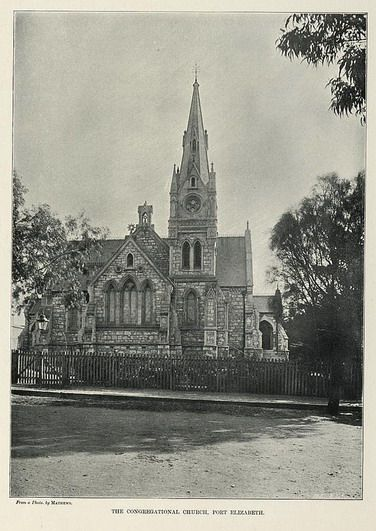 The Congregational Church, Port Elizabeth | South Africa by The National Archives UK