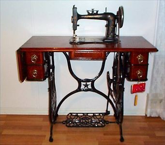 101 best treadle sewing machines images on pinterest treadle vintage treadle sewing machine i learned to sew on an old singer treadle best sciox Choice Image