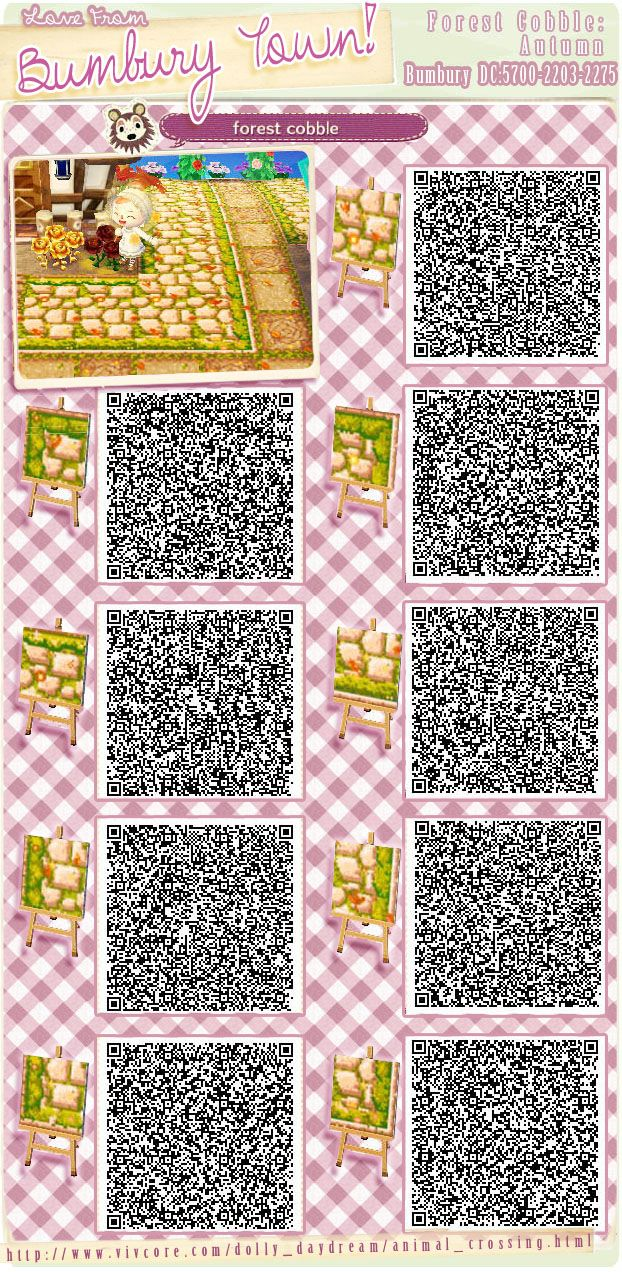 319 best images about outfits qr codes for animal crossing for Floor qr codes new leaf