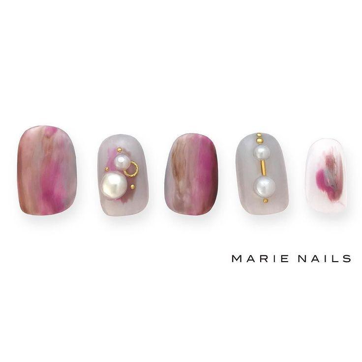 #マリーネイルズ #marienails #ネイルデザイン #かわいい #ネイル #kawaii #kyoto #ジェルネイル#trend #nail #toocute #pretty #nails #ファッション #naildesign #awsome #beautiful #nailart #tokyo #fashion #ootd #nailist #ネイリスト #ショートネイル #gelnails #instanails #newnail #cool #pink #girlythings
