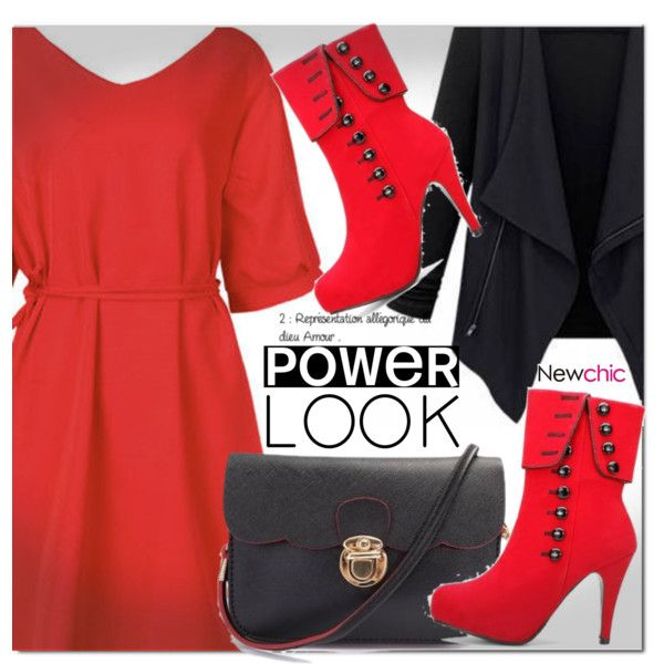 Power Look (Plus size) by cherry-bh on Polyvore featuring powerlook