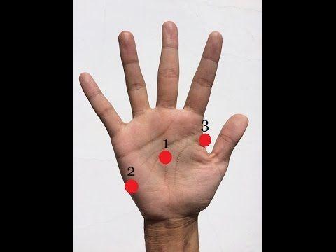 3 niezwykłe punkty na dłoni! Sprawdź jak dzięki nim możesz zmienić swoje życie! - YouTube
