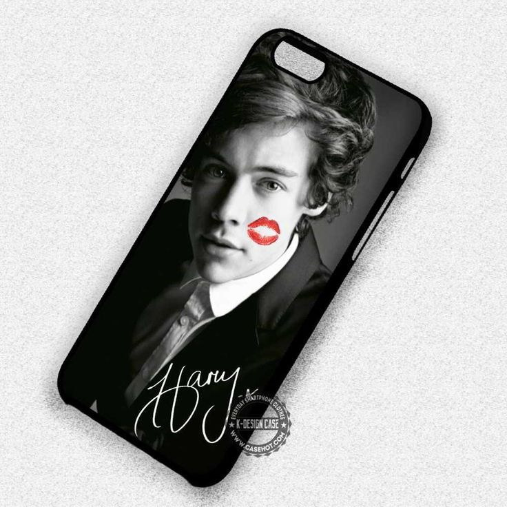 Kiss Of Styles Harry Styles - iPhone 7 6s 5c 4s SE Cases & Covers
