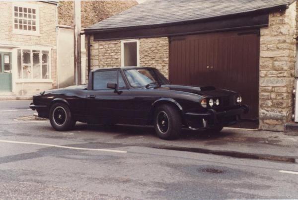 Tickford S Triumph 1982 Stag Upgrade Aronline Triumph Cars Triumph Classic Cars