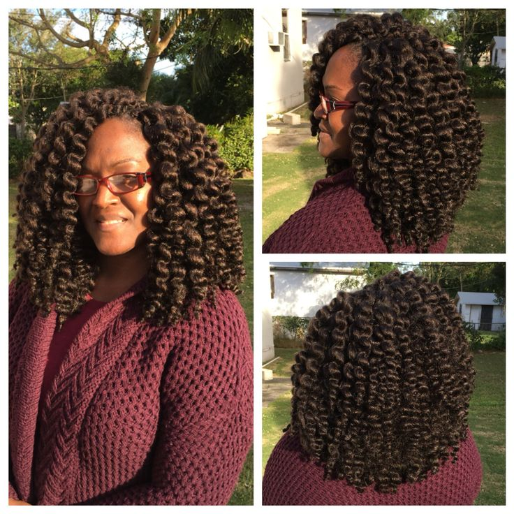 Crochet Braids Exercise : Crochet, Braids and Twists on Pinterest