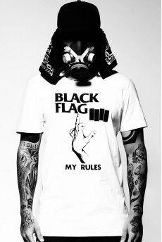 Camiseta Duslok My Rules -  http://cincocincozero.com/camisetas-duslok/camiseta-masculina-duslok-dsl-10-0005-02