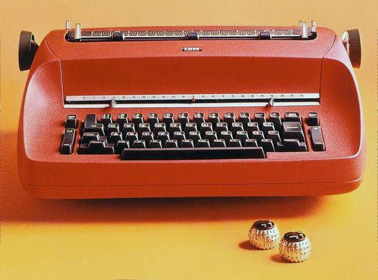 Vintage ibm selectric typewriter service