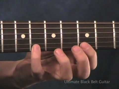 The Simple Scale (that all styles use) - YouTube