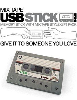 mix tape usb... $16