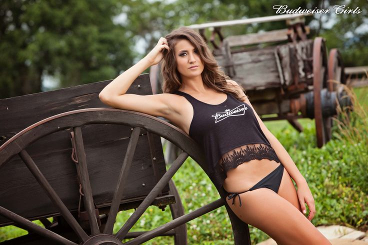 Budweiser bikini girl — img 15