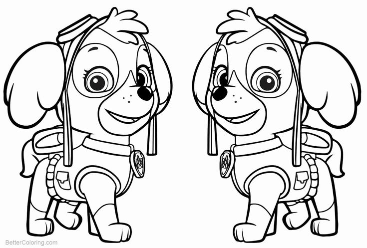 Paw Patrol Skye Coloring Page Luxury Paw Patrol Coloring Pages Skye Free Printable Coloring Pag Unicorn Coloring Pages Paw Patrol Coloring Horse Coloring Pages