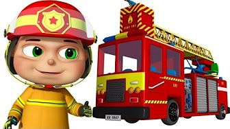Zool Babies As Fire Fighters | Zool Babies Series | Videogyan Kids Shows - YouTube