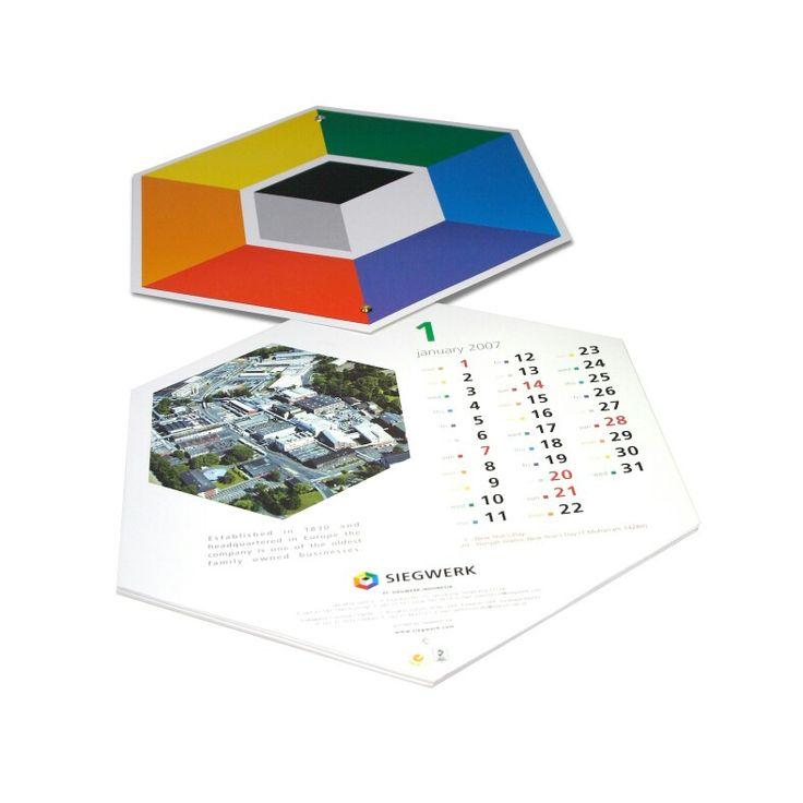 Kalender Dinding Siegwerk