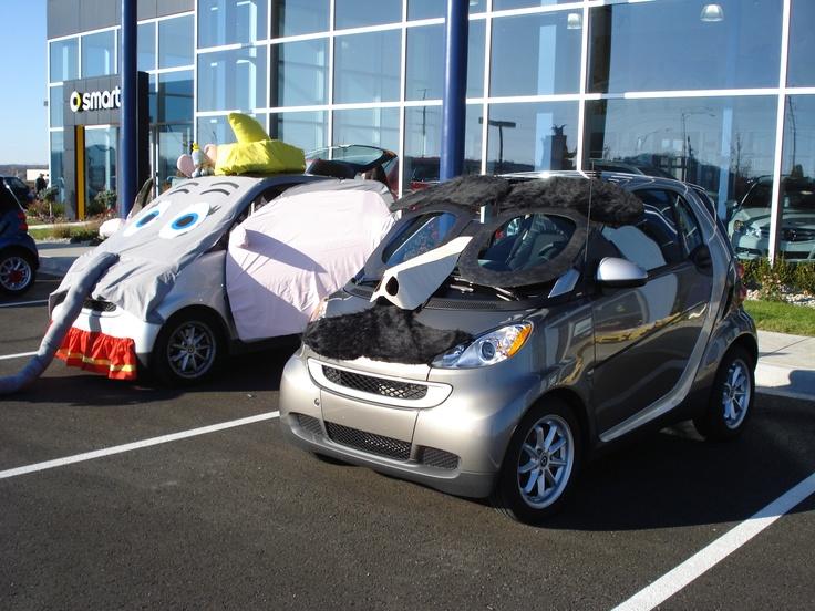 Smart Car - Aristocrat - Halloween Event