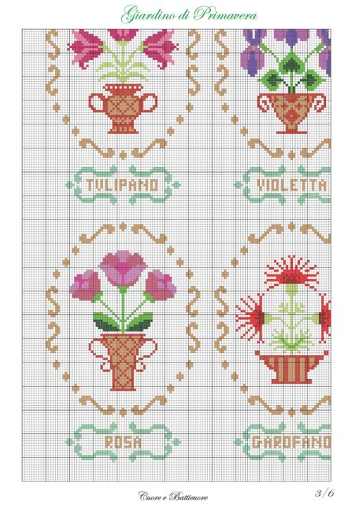 Gallery.ru / Giardino di Primavera completo - Giardino di Primavera completo - Marina-Melnik