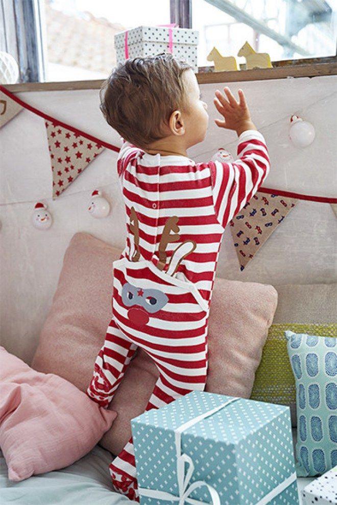Tenue Noel Bebe Les plus jolies photos à faire pour immortaliser le premier Noël