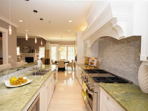 HGTV's Best Kitchen Countertop Pictures: Color & Material Ideas | HGTV