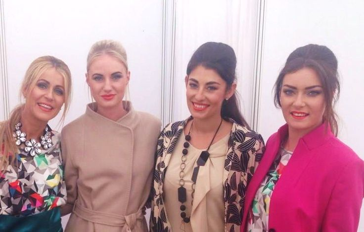 Catwalk Modelling Agency with REVEAL MAKEUP at the Tullamore Show August 2014