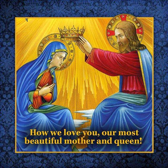 The Holy Ghost did not describe Mary in the Gospels but left it to you to picture her in your heart. In this way, you might comprehend that there is no grace, no perfection, and no glory conceivable in a simple creature that is lacking to her. St. Thomas of Villanova ~America Needs Fatima Blog