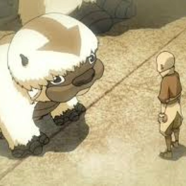 The Last Airbender Movie Appa: 222 Best Famous Duos Images On Pinterest