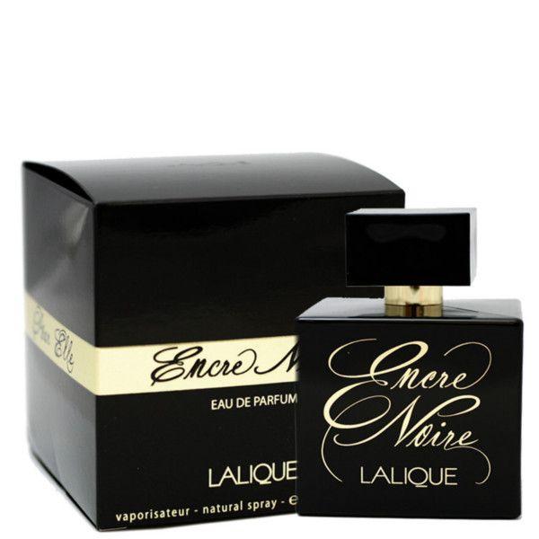 Lalique Encre Noire, the classic black