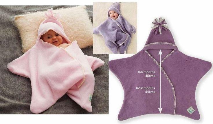Belíssimo e prático modelo de manta agasalho para bebé. Este modelo de manta serve para saída do banho ou para agasalho. Pode ser confeccionada com dois ti