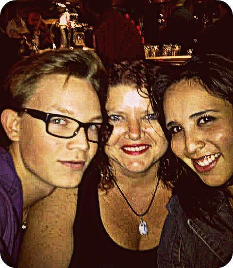Friends In Cape Town...