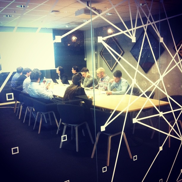Web har prosjektmøte #web #prosjekt #design #utvikling #wordpress