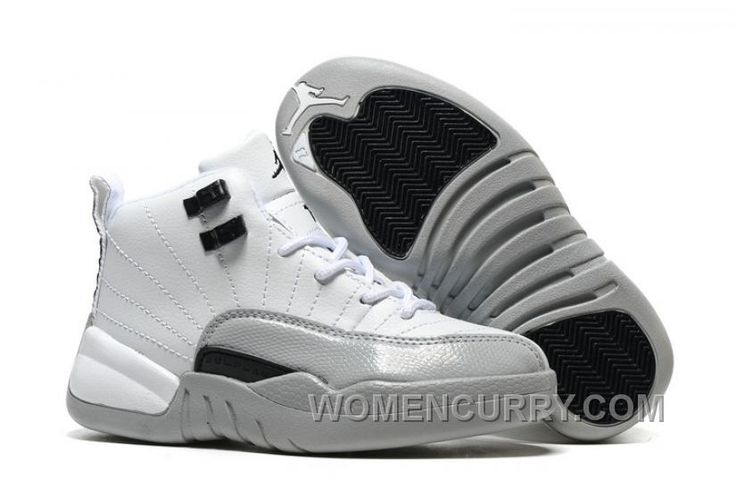 "https://www.womencurry.com/2017-kids-air-jordan-12-barons-basketball-shoes-lastest-hjbpiic.html 2017 KIDS AIR JORDAN 12 ""BARONS"" BASKETBALL SHOES LASTEST HJBPIIC Only $69.00 , Free Shipping!"