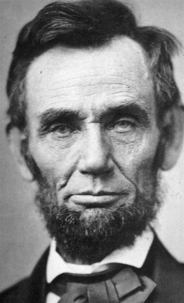Abraham Lincoln (February 12, 1809 – April 15, 1865) was the 16th president of the United States, serving from March 1861 until his assassination in April 1865. Lincoln led the United States through its Civil War—its bloodiest war and its greatest moral, constitutional and political crisis. In so doing he preserved the Union, abolished slavery, strengthened the federal government, and modernized the economy.