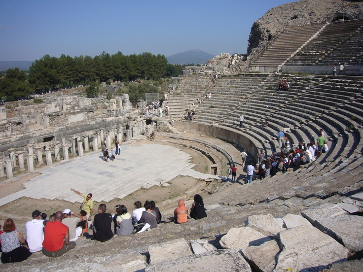 The ministry of the apostle paul in ephesus