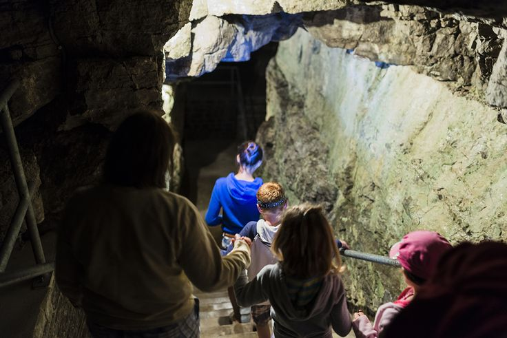 Tyendinaga Cavern & Caves - Ontario's Largest Natural #Cavern. Featuring guided tours of Ontario's largest natural cavern, people from near and far are now discovering the adventure and history of this natural wonder.
