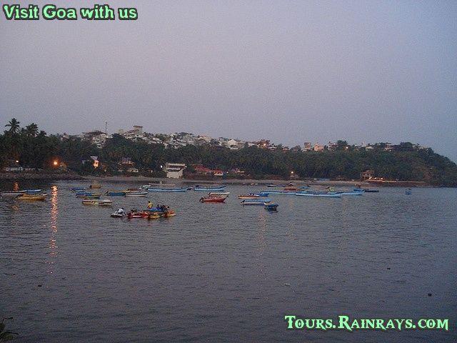 Tourist Attraction India: Beautiful Dona Paula Beach, Goa | travel agent for india