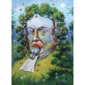Ньютон в Саду идей