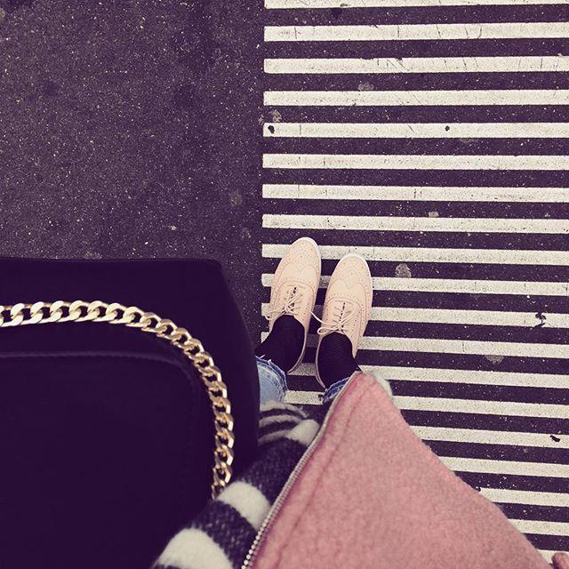 Luxury Mini Zebrastreifen fussg ngerstreifen zebrastreifen shoes bag winter swissstreetstyle