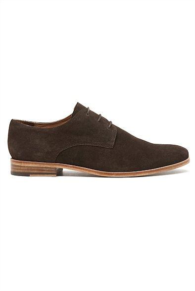Men's Shoes | Designer Dress Shoes Online | WitcheryMan - Aerial Suede Shoe #witcherywishlist
