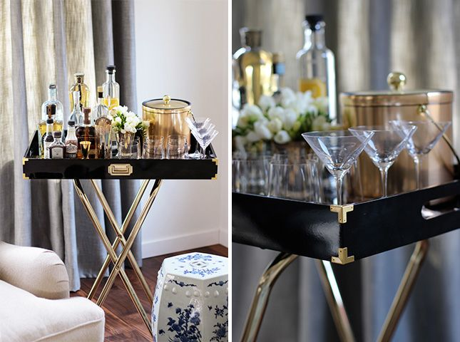 25 Retro Party Ideas All Mad Men Watchers Should Try via Brit + Co.