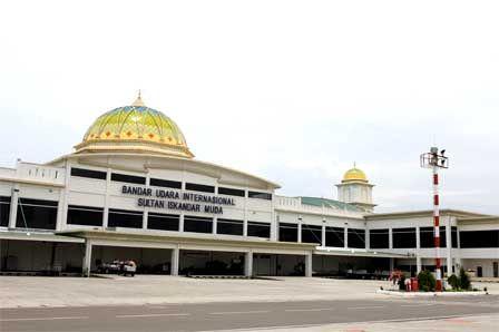 Sultan Iskandar Muda International  Airport