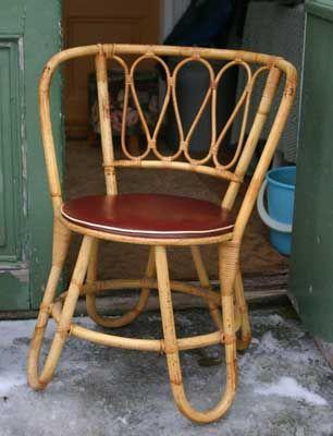 Bambu chair.