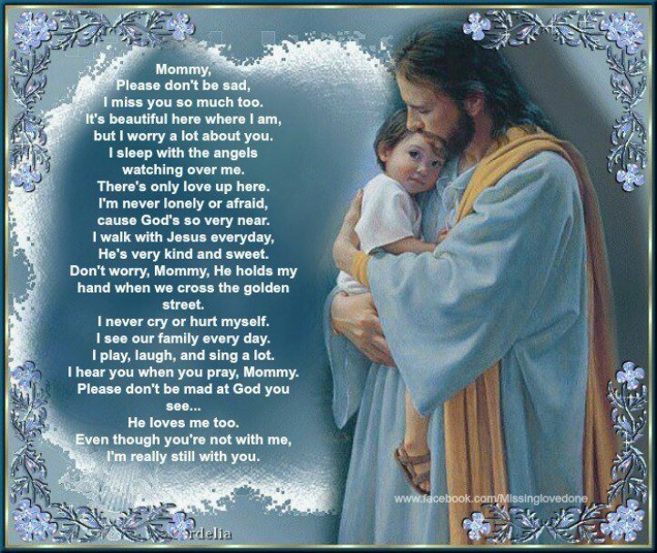Little Baby Jesus Quote: 39 Best Images About Prayers For Grieving On Pinterest