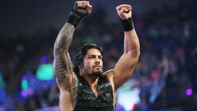 The Planet Lucha: WWE QUIERE A ROMAN REINGS DE HEEL