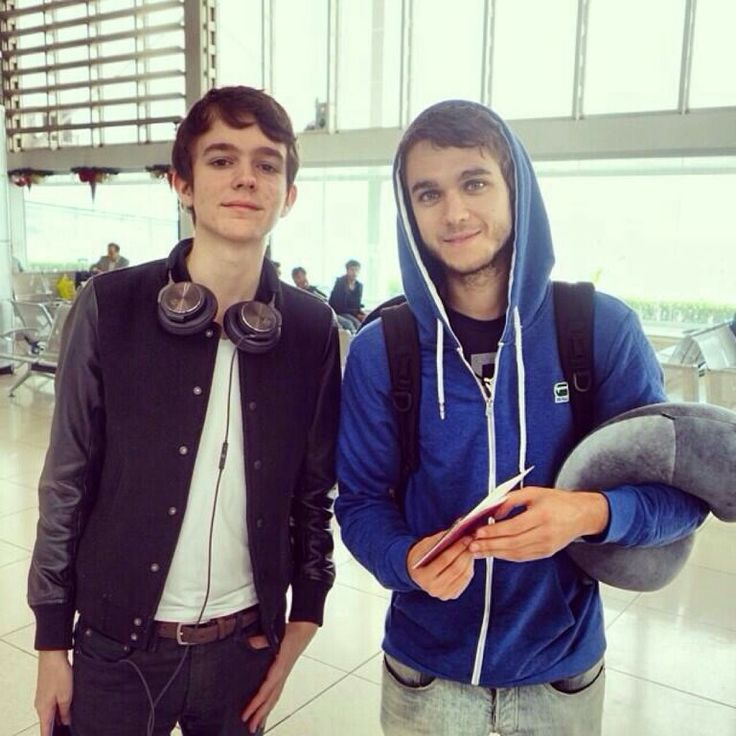 Anton Zaslavski Girlfriend Madeon and Zedd...