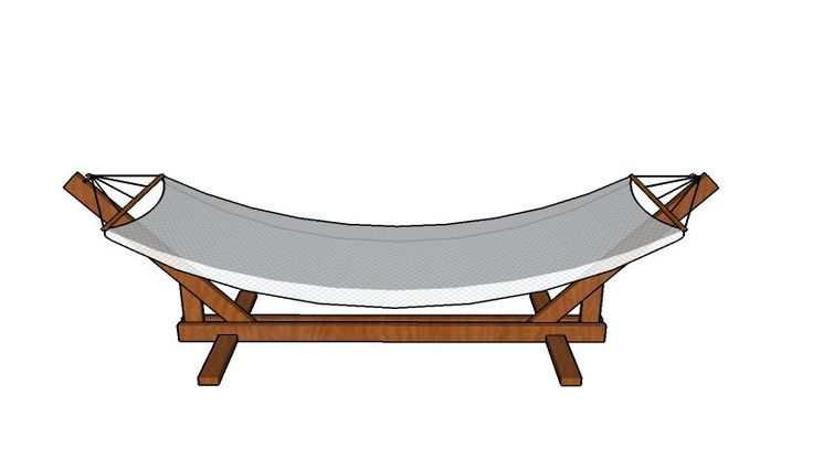Hammock stand plans