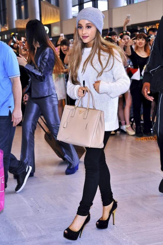 Les plus beaux looks d'Ariana Grande sur http://www.flair.be/fr/mode/315501/les-plus-beaux-looks-dariana-grande
