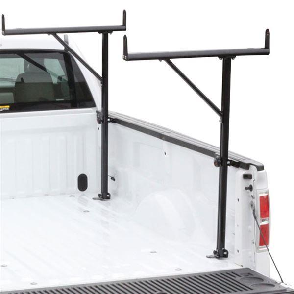 Truck Bed Kayak Rack >> Vantech Single-Sided Truck Bed Ladder Rack P6000B | DiscountRamps.com | Ladder rack