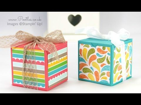 Tutorial Box Triple Jumbo Tea Light